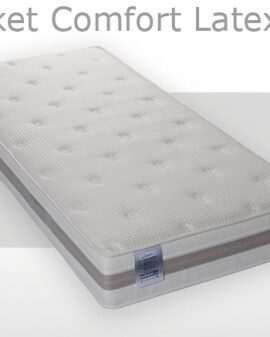 pocket comfort latex - nieuwe matras