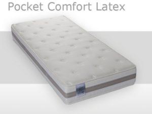 pocket comfort latex - nieuwe matras