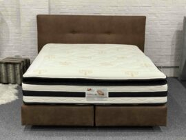 chester boxspring 160x200